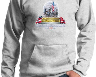 Men's 9-11 Never Forget Hoody 06328HL2-PC90H