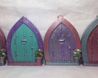 Enchanted Fairy Doors & Enchanted fairy | Etsy