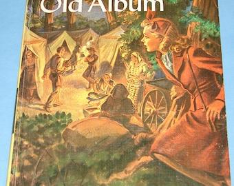 Nancy Drew #24 Clue in the Old Album 1947 1st PC