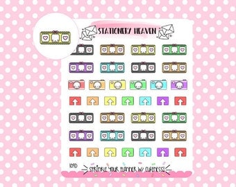 109D- Kawaii film, edit, and upload | Perfect for any Planner