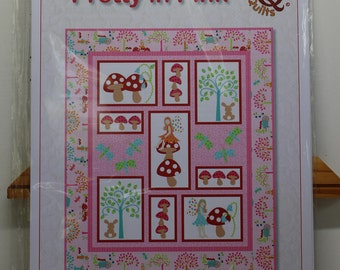 Pretty in Pink:  Kids Quilts