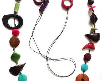 TAGUA NECKLACE. Selling to the wholesale.
