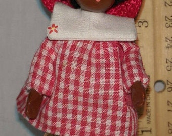 Small People by Cecily: African American Girl