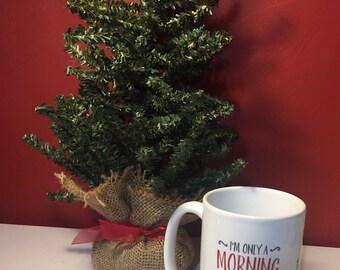 Christmas mug - Christmas gift - Funny Christmas mug - coffee tea lover - personalized