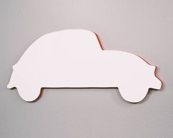 VW Dry Erase Board - Fun shaped whiteboards