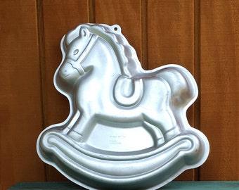 Horse Cake Pan Etsy