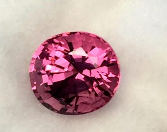 Pink Spinel from Burma. 2.18 carat.
