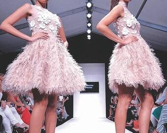 Angelique Couture Dress