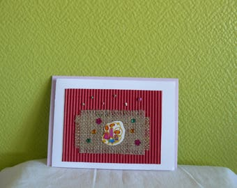Handmade - 8 - postcards