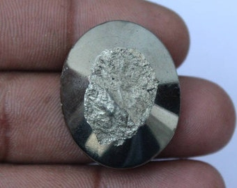 Pyrite Cluster,Fools Gold,Pyrite Stone,Crystal Cluster,Pyrite Specimen,Peruvian Pyrite,Prosperity,Natural Decor 28 X 22 mm 62 Ct  #1698