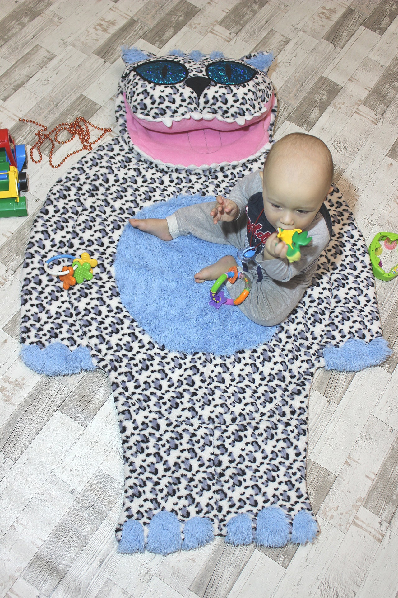 Baby play mat play mat baby playmat padded play mat round