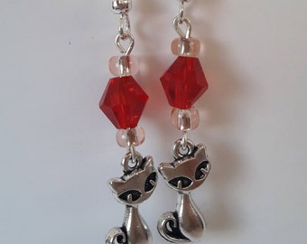 Earrings for cat Lovers