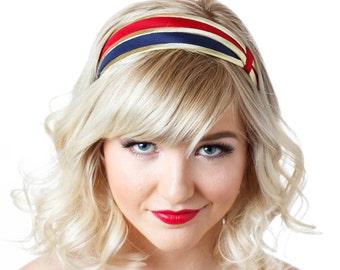 Wonder Woman, Wonder Woman Accessories, Wonder Woman Headband, Comic Con, Hair Accessories, Headbands For Women, Accessories Under 30
