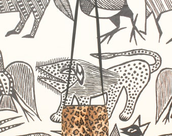 Cheetah Animal Print Faux Fur Purse // 90s Leopard Print Vegan Handbag Zippered Closure Crossbody Strap