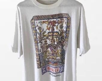 Maya Inspired T-shirt Mexico