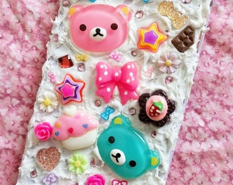 Kawaii Decoden iPod Touch 5th and 6th Generation case