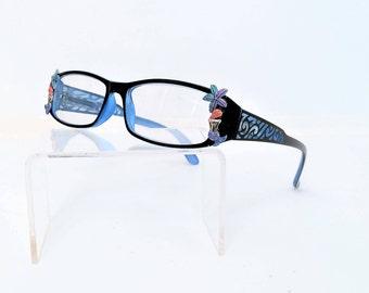 Mermaid Reader Glasses, +2.25