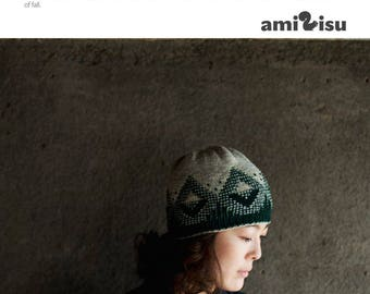 Phōs Hat - PDF Knitting Pattern