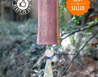 Top Selling Birthday Gifts For Her Wind Chimes Most Sold Items Sold Most Handmade Best Seller 2018 Gift Garden Art Decor Copper Windchimes