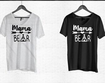Mama Bear Shirt, Mama Bear Tank Top, Pregnancy Announcement Shirt, Future Mommy Gift, Maternity Shirt, New Mommy To Be Tank Top,New Mum