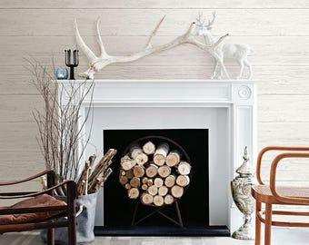 Wood Wallpaper Etsy