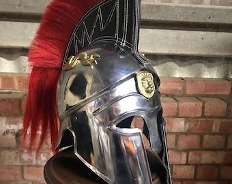Superb Replica Roman Centurions Helmet in excellent unused condition
