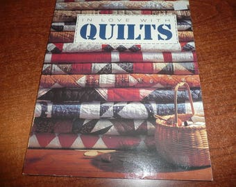 Leisure Arts In Love With Quilts Book