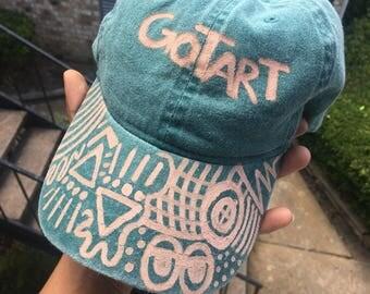 Got Art 1/1 dad hat