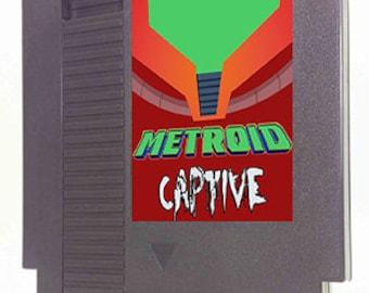 Metroid Captive