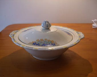 H & K Tunstall retro tureen/serving/covered vegetable dish