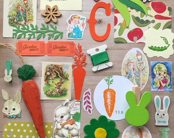 Spring Peas and Carrots Kit