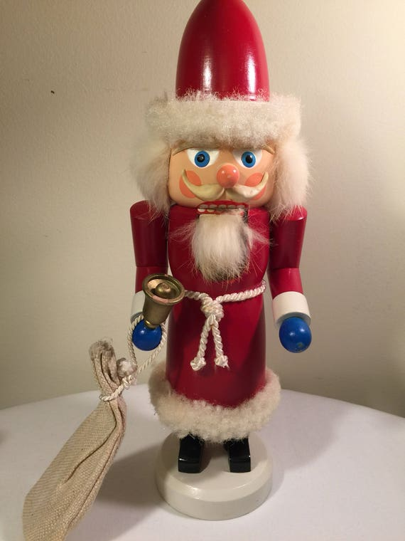 Vintage German nutcracker - in box
