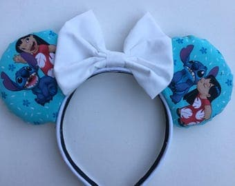 Lilo and stitch ears