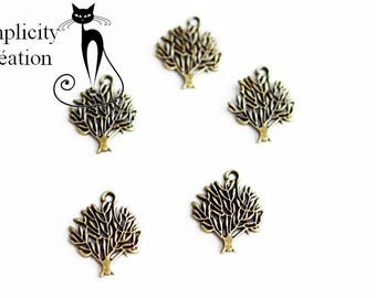charm tree bronze lot 10