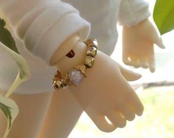 Women's bracelet for bjd SD13 gold