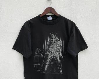 20% OFF Vintage Elvis Presley Show No 1 T Shirt / American Singer Shirt / Actor Shirt