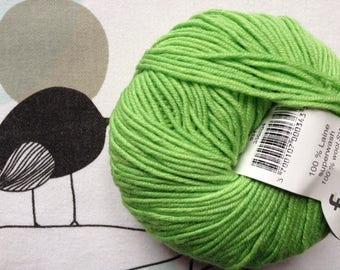 Green Moss - FONTY GUERET wool