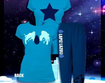 Steven Universe-Lapiz Lazuli Pajama Set