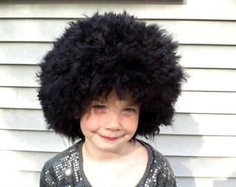 Afro wig, Fro wig, Disco party, 60s costume, 70s party, 70s costume, Afro hair, Disco costume, Halloween costume, Costume wigs, Costume hair