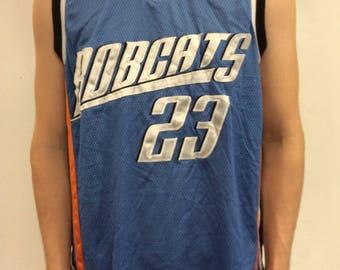 RARE Charlotte Bobcats Micheal Jordan #23 Jersey