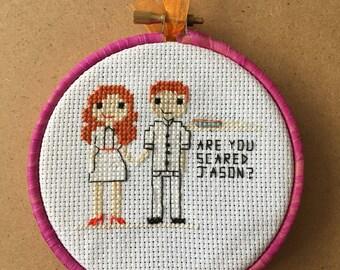 Cheryl and Jason Riverdale pattern