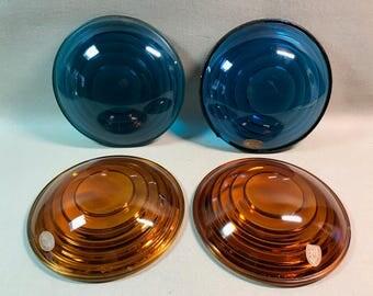 Kopp Railroad Lantern Signal Lenses Two Available