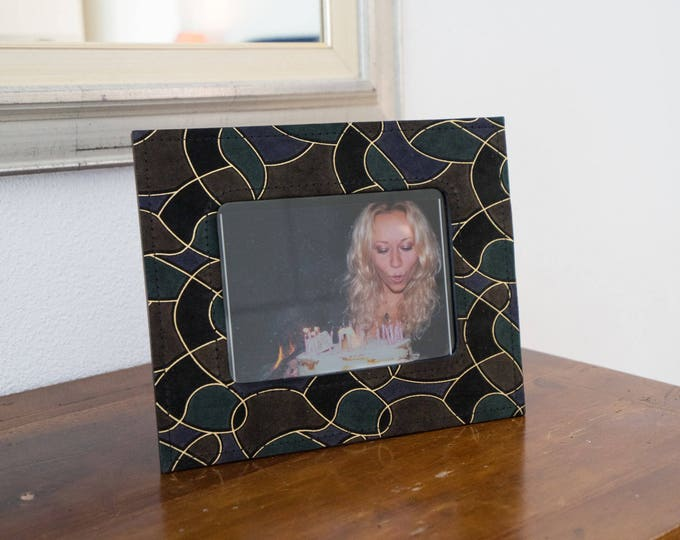 Genuine Leather Photo frame