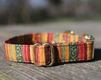 Royalty Collar, Female Dog Collar, Small Dog Collar, Large Dog Collar, Dog Collar, Pet Collar, Gifts for Dog Lovers, Fabric Dog Collar