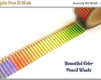 30% OFF ENTIRE STORE Color Pencil, Washi Tape