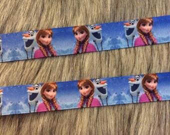Frozen (60cm) 25mm Ribbon
