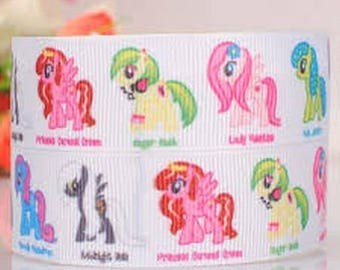 My little Pony (50cm) 22mm Ribbon