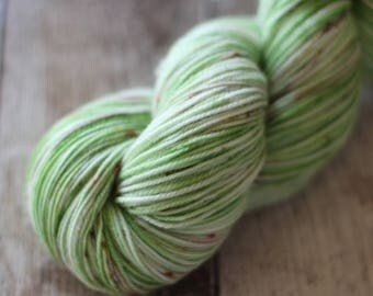 Rosie - Australian Superwash Merino / Nylon 4ply Yarn