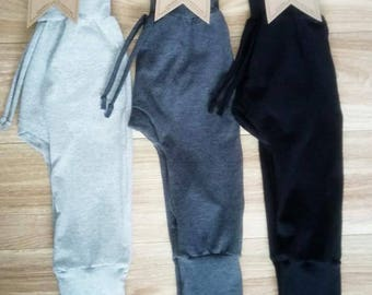 Evolutive pants style sarrouel 1 - 3T