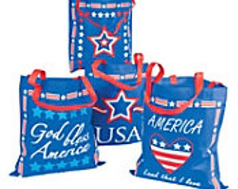 USA Fundraising Bags,